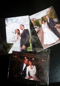 Výroba magnetiek - magnetky na svadbu